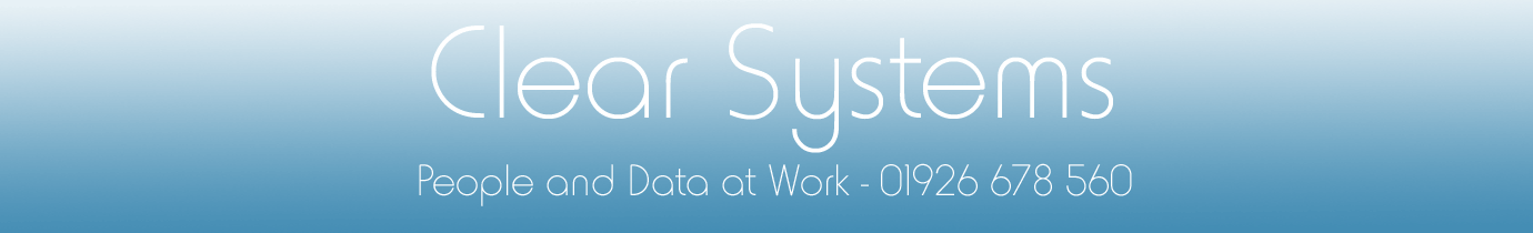 Clear Systems: People and Data at Work